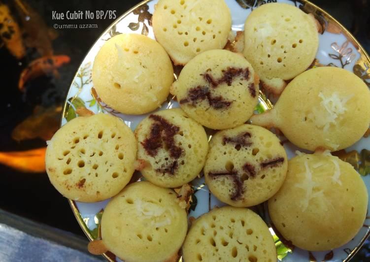 Resep Kue Cubit No BP/BS