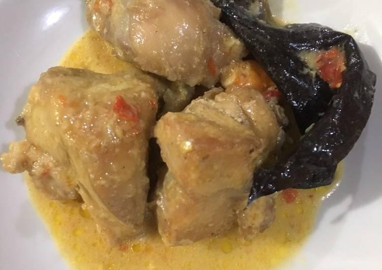 Resep Rica-rica ayam