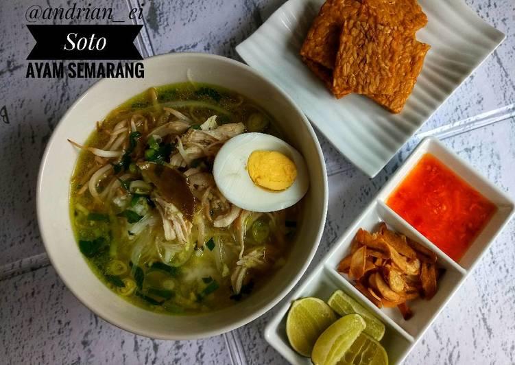 Resep Soto Ayam Semarang