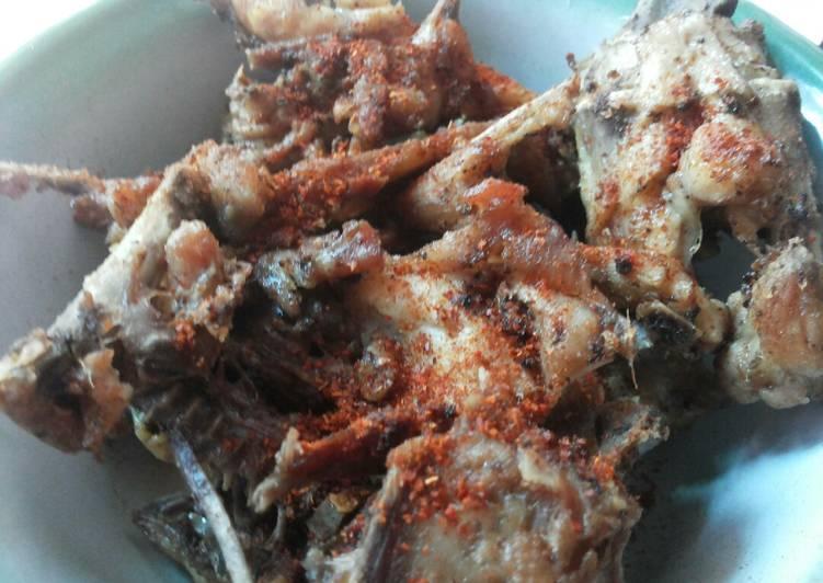 Resep Goreng Tulangan Ayam
