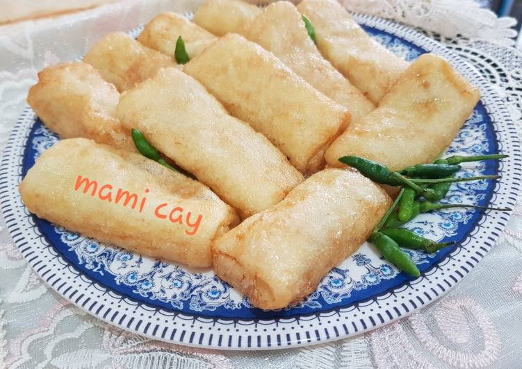 Resep Sosis Solo