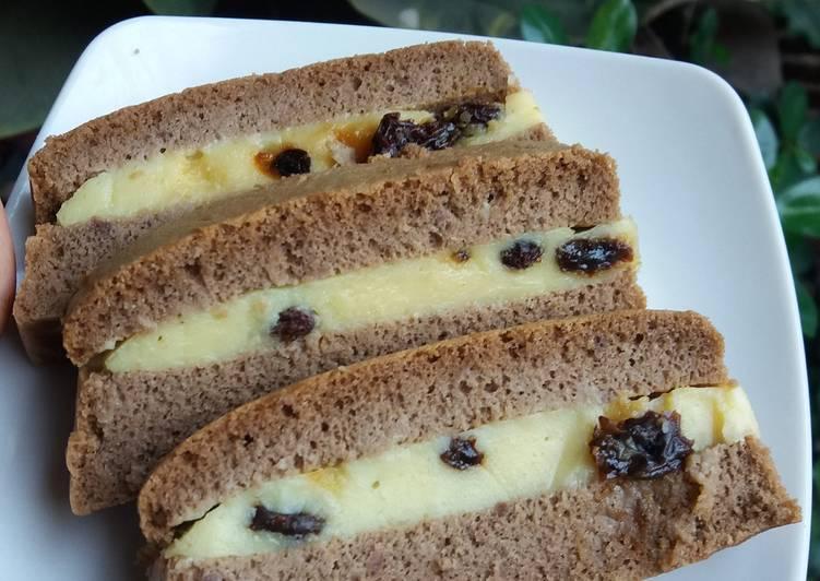 Resep Pudding cake