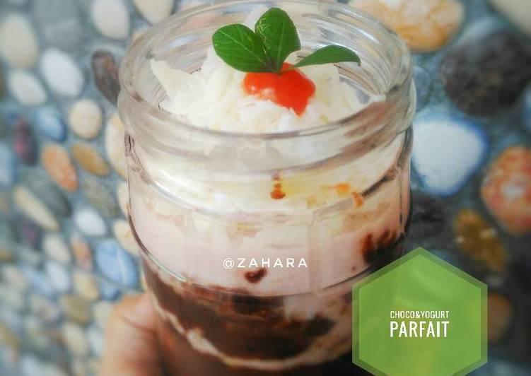 Resep Choco&Yogurt Parfait