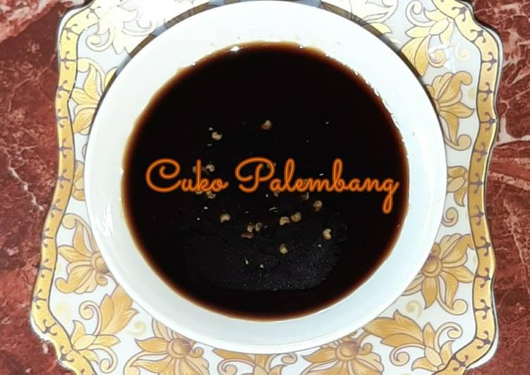Resep Cuko Palembang