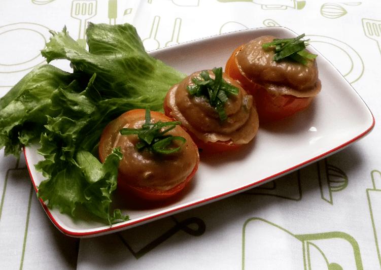 Resep Somay Tongkol Tomat