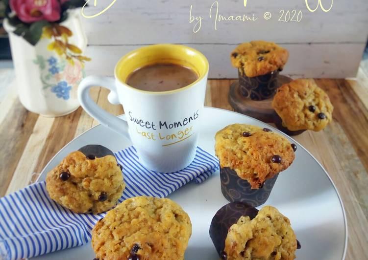 Resep Banana Muffin