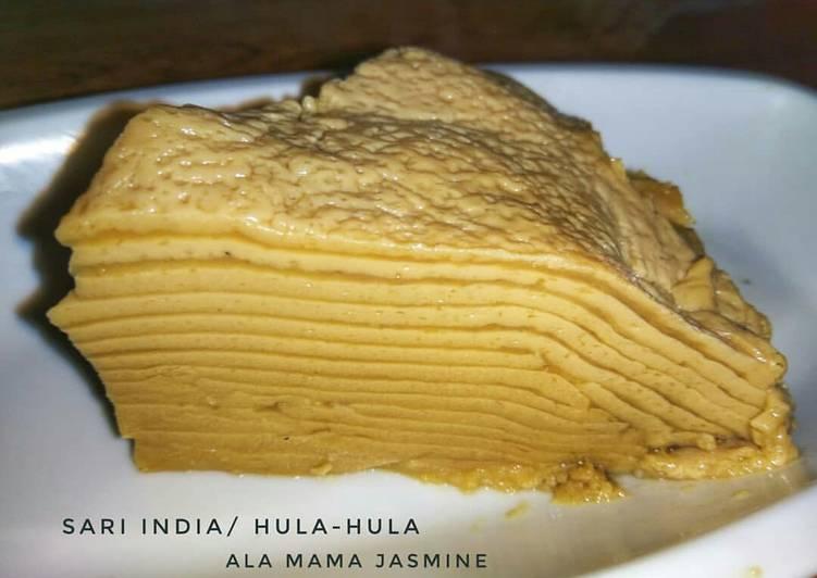 Resep Kue Sari India/ Hula-Hula