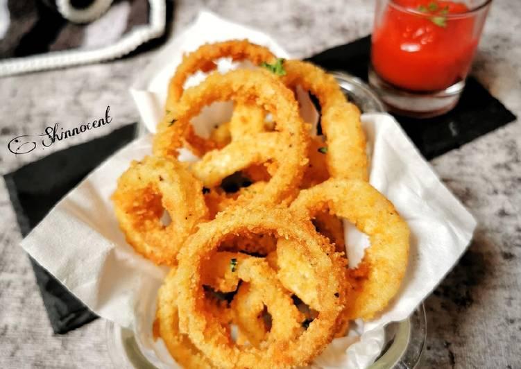 Resep Onion Rings