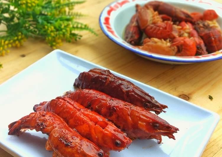 Resep Lobster Bakar Madu