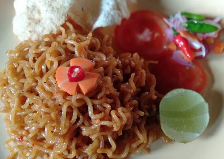Resep Mie goreng Balap