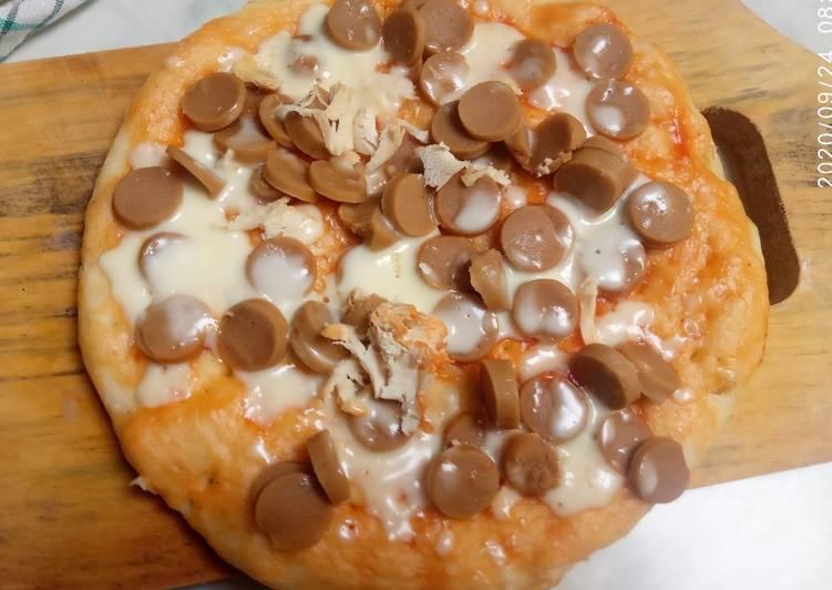 Resep Pizza Teflon Sederhana