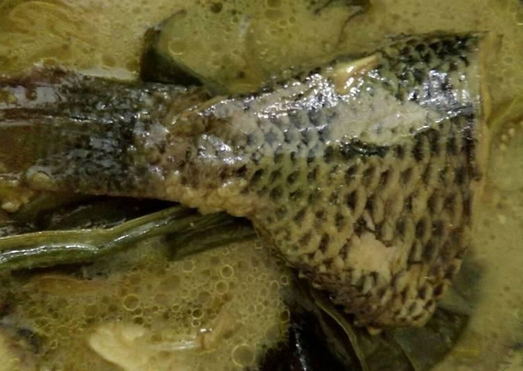 Resep Pindang ikan Mujaer