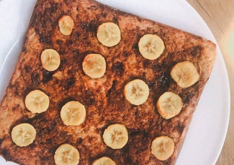 Resep Banana bread