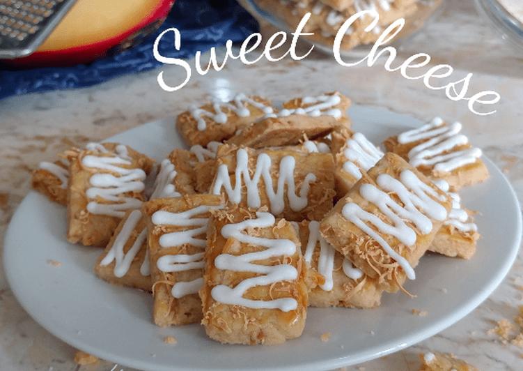Resep (Sweet Cheese (kastangel manis)