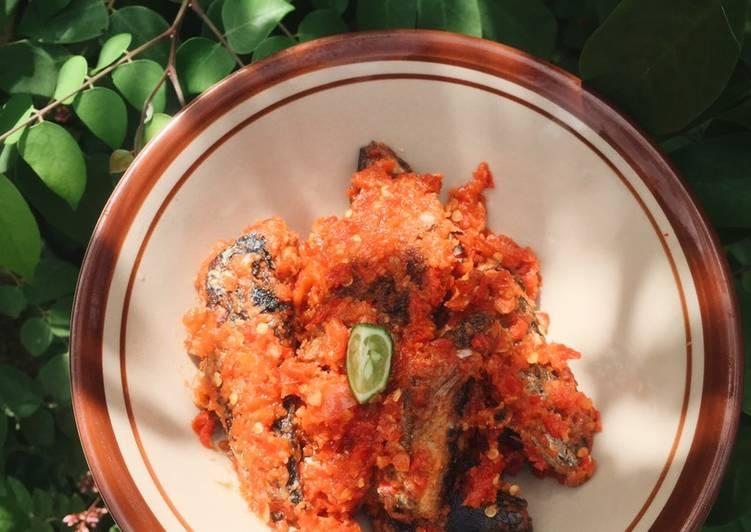Resep Ikan Pindang Sambal Tomat