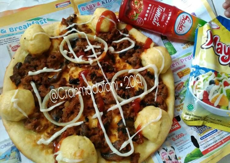 Resep La Pizza