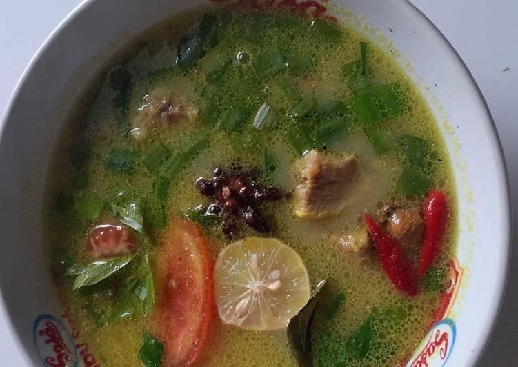Resep Empal gentong