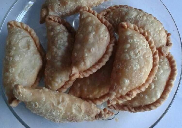 Resep Jalangkote (Pastel isi sayur)