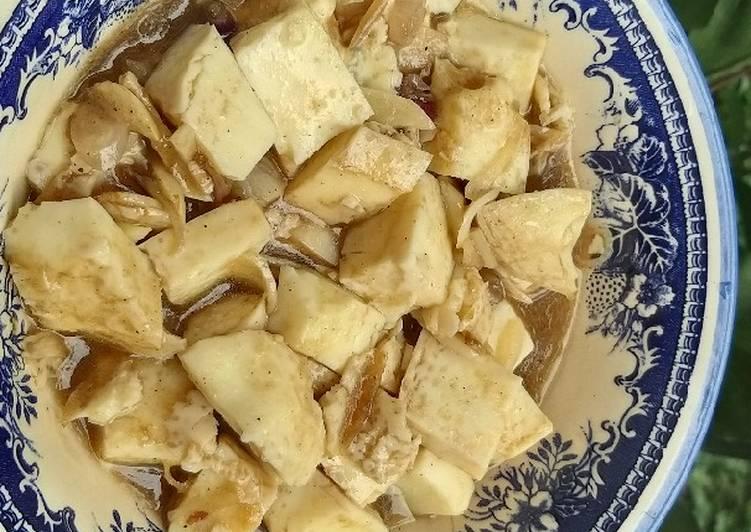 Resep Putih telur kukus saus tiram
