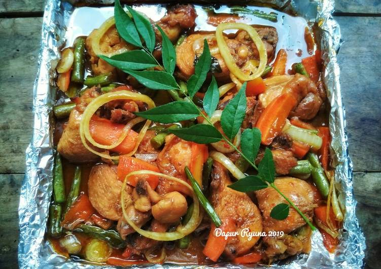 Resep Ayam Panggang Suka-Suka