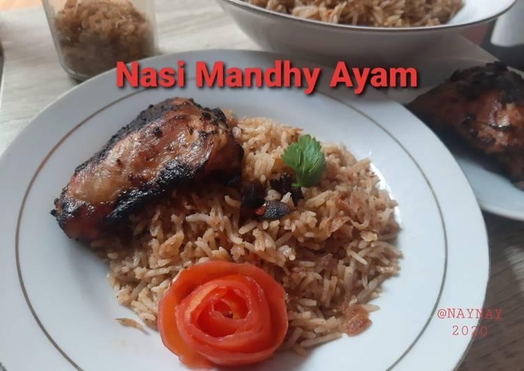 Resep Nasi Mandhy Ayam