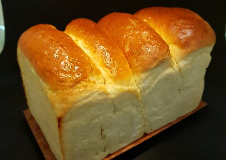 Resep Soft Milk Bread