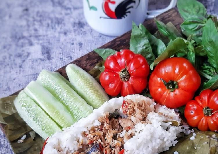 Resep Nasi Pepes Pindang Tongkol