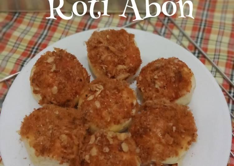 Resep Roti Abon