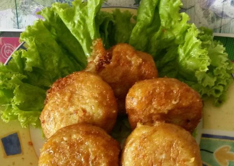 Resep Perkedel kentang anti hancur