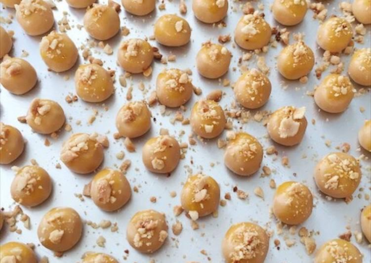 Resep Skippy Peanut Cookies #berburucelemekemas #resolusi2019