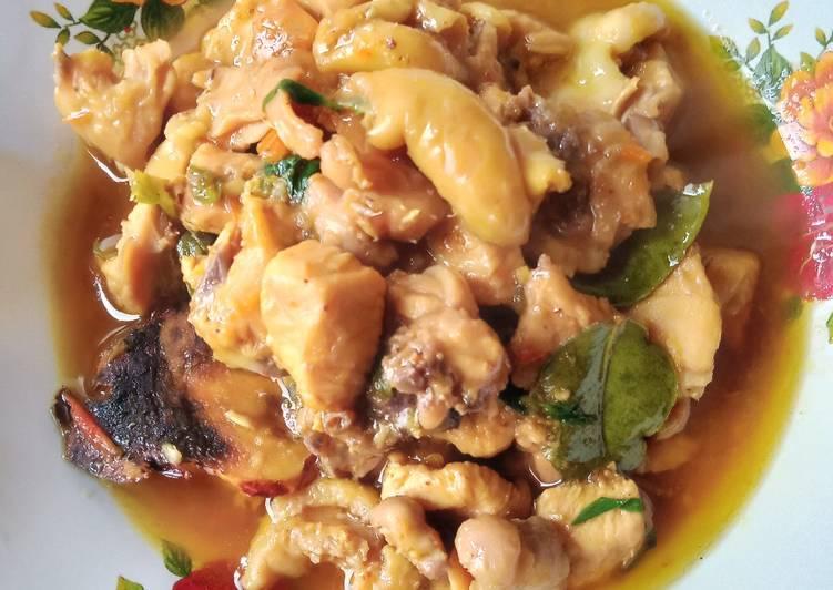 Resep Rica Rica Ayam Kemangi