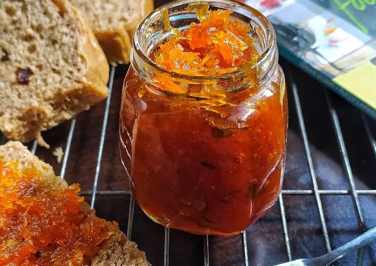 Resep Marmelade Wortel
