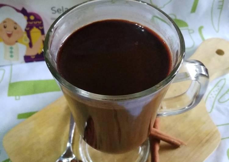 Resep Hot Coklat Kayumanis