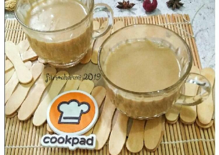 Resep Wedang Sarabba Makassar