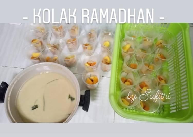 Resep Kolak Ramadhan