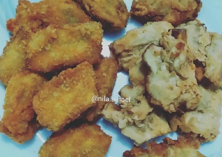 Resep Terong Crunchy