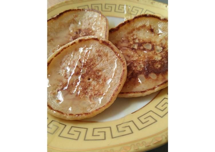 Resep Pancake ala sarahen