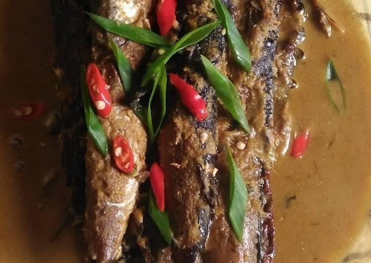 Resep Ikan panggang Masak Santan#bikinramadhanberkesan