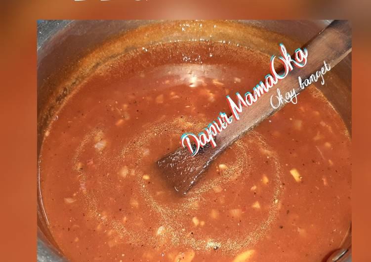 Resep Bbq sauce