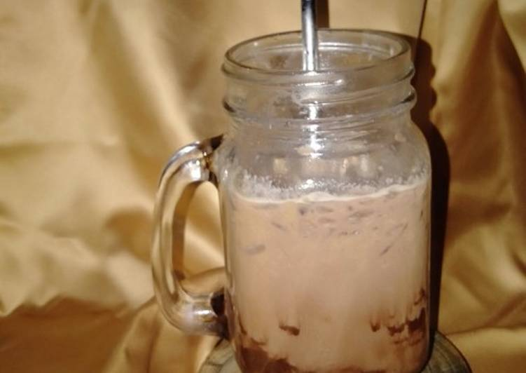 Resep Es Chocolatos Zuperr Nyoklat