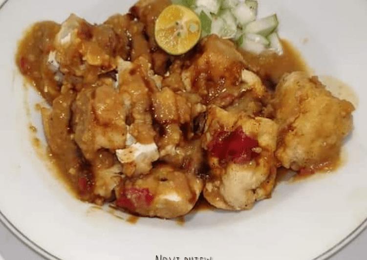 Resep Batagor tanpa ikan (ala sekolahan)