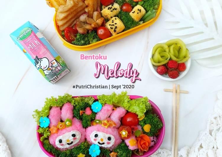 Resep Melody bentoku