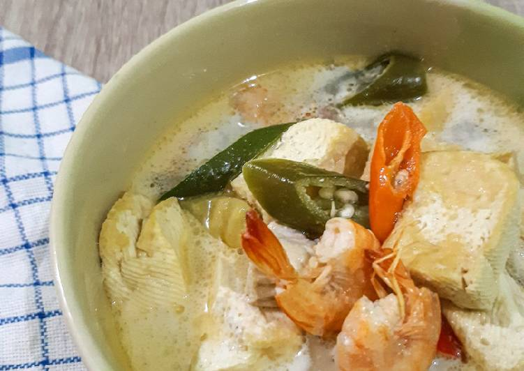 Resep Jangan Lombok (sayur pedes)