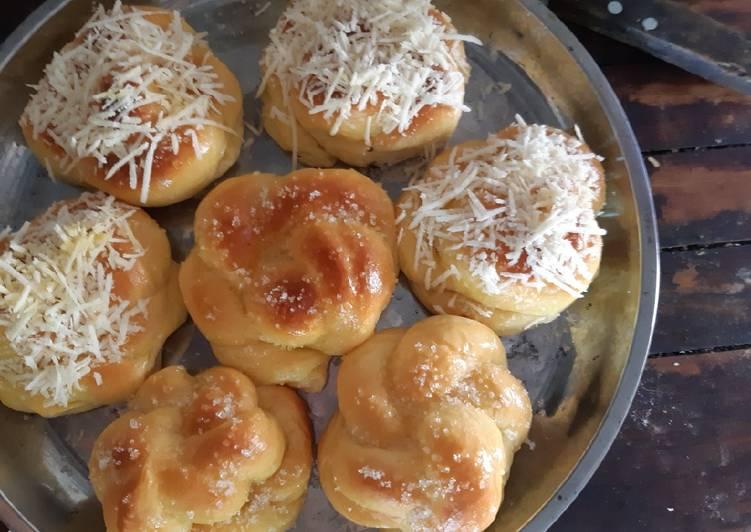 Resep Ensaymada filipino bread
