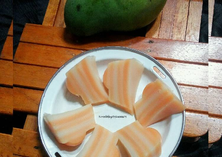 Resep Lapis Pepe Mangga Tepung Hunkwee