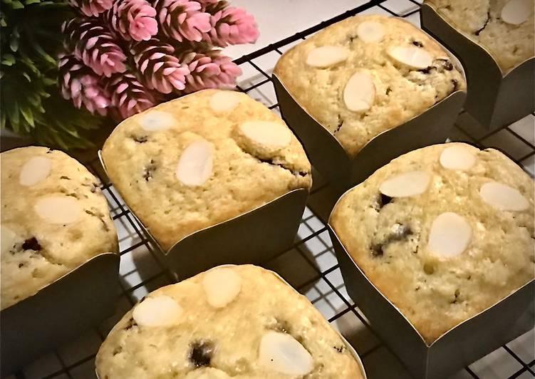 Resep Muffin Vanila Chocochips