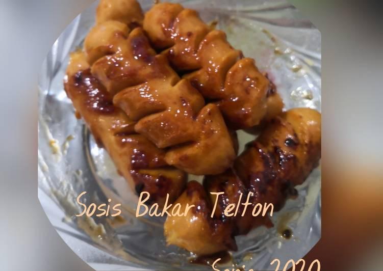 Resep Sosis Bakar Teflon