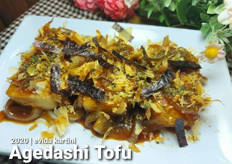 Resep Agedashi Tofu
