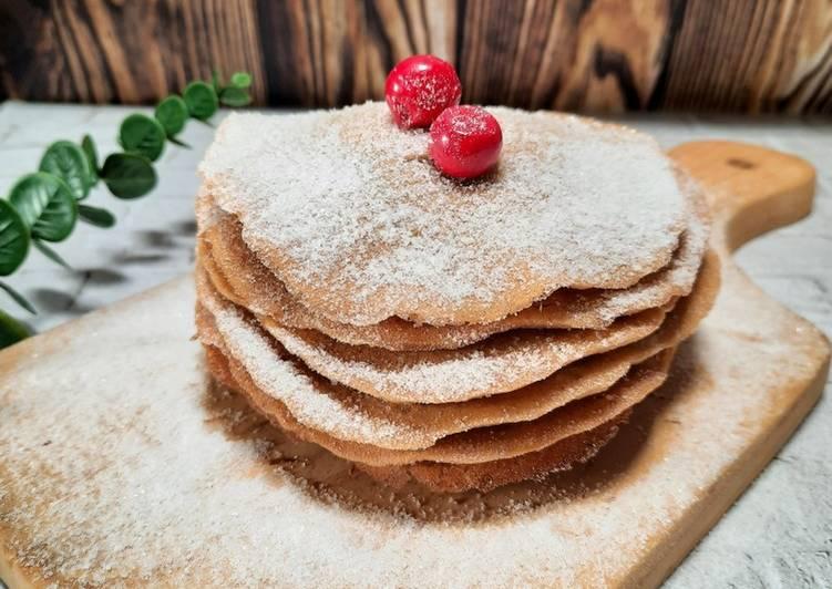 Resep Pancake Kulit Pisang