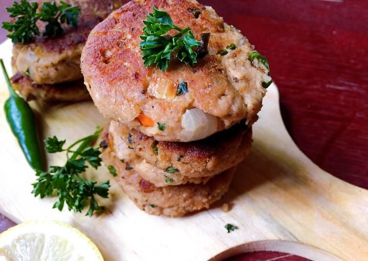 Resep Tuna Pancakes (Chamchijeon)
